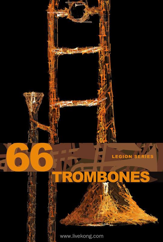 8dio Legion Series 66 Trombone Ensemble KONTAKT 长号齐奏