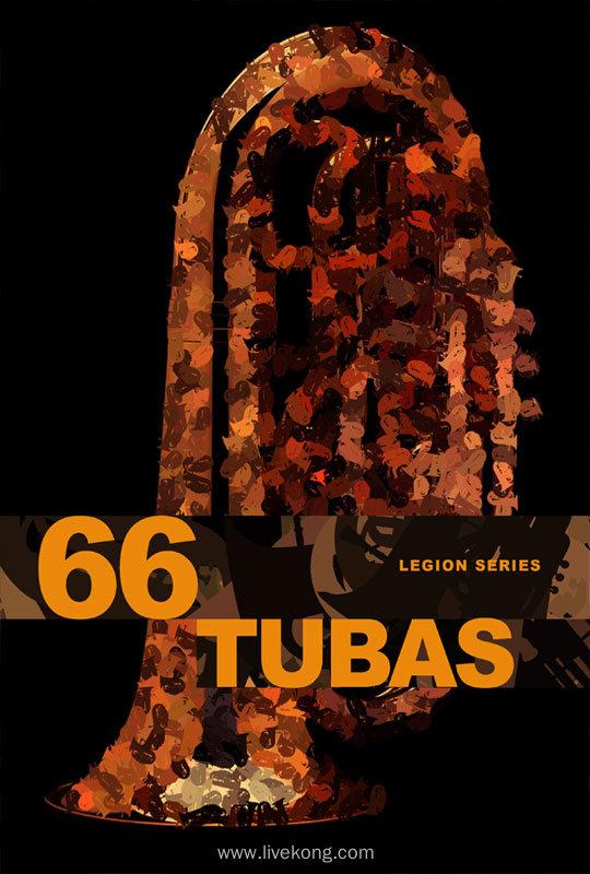 8dio Legion Series 66 Tuba Ensemble kontakt 大号合奏