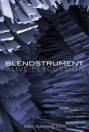 8Dio Blendstrument Alive Percussion KONTAKT