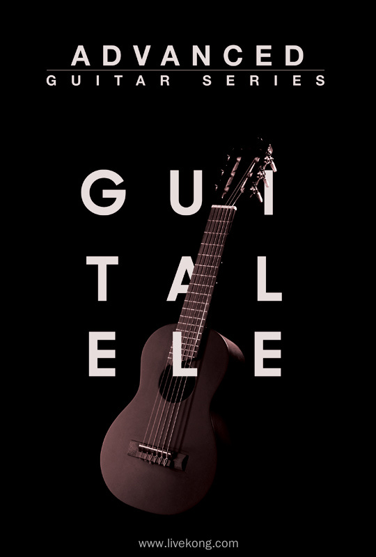 8Dio Advanced Guitar Series Guitalele