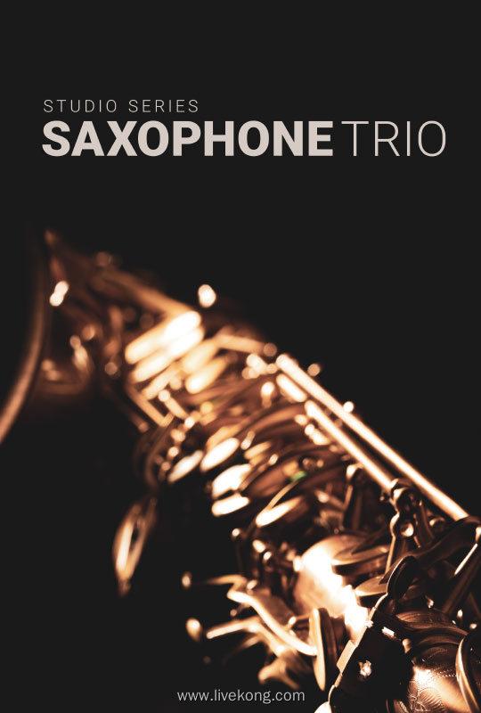 8Dio Studio Saxophones v1.2 KONTAKT 萨克斯