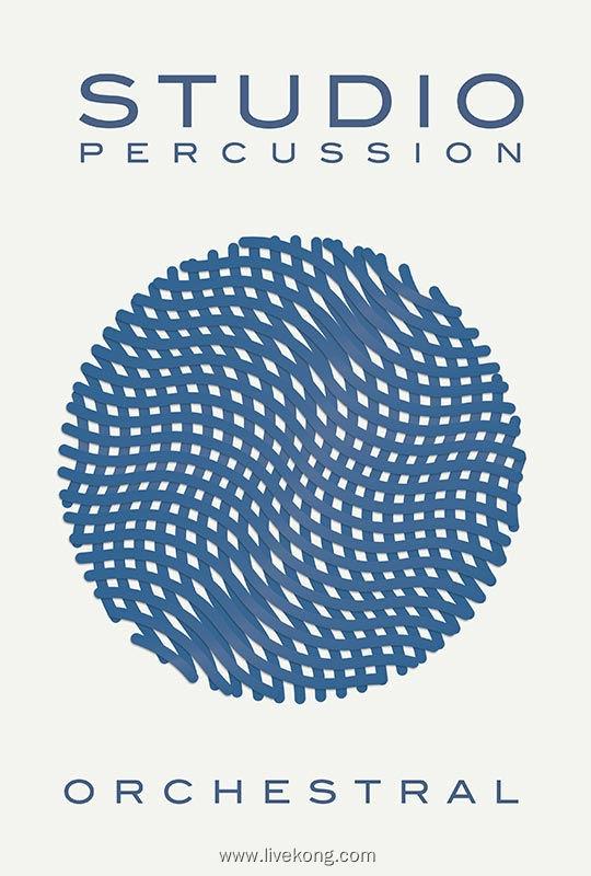8Dio Studio Percussion Orchestral KONTAKT打击乐团