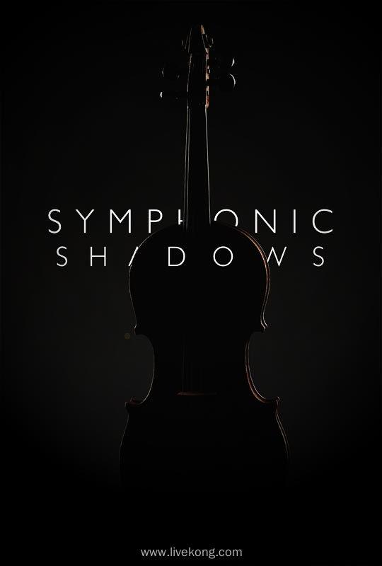 8dio Symphonic Shadows KONTAKT 交响阴影效果库